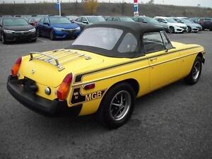 1977 MG MGB MGB/RARE FIND IN GREAT CONDTION FOR THE YEAR!!!! Kawartha Lakes Peterborough Area image 5