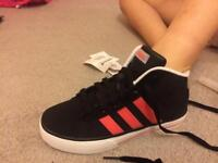 High tops size 2