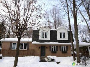 469 000$ - Maison 2 étages à vendre à Ste-Julie