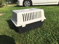 Cat transportable cage