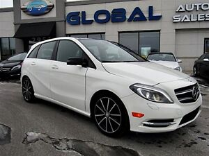 2013 Mercedes-Benz B250 LEATHER PANORAMIC ROOF