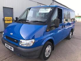 Ford Transit Tourneo Glx, Only one council owner from new, Stunning!
