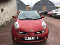 Cheap Car! Cheap convertible!! Nissan Micra CC 1.6 Sport Ready for summer fun!