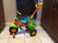 Early learning centre trike