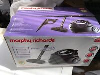 Morphy Richards Steam Cleaner with accessories .