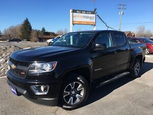 2015 Chevrolet Colorado Z71 NAV ! BackupCam, Z71,AutoStart, C...