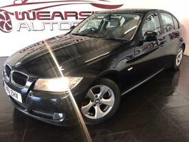 BMW 3 SERIES 2.0 320d EfficientDynamics 4dr (black) 2012