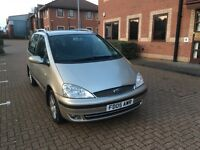 2005 FORD GALAXY GHIA TDI