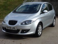 SEAT ALTEA 1.9 STYLANCE TDI 5d 103 BHP MOT JUNE 2019 + AUX CONNECTION + 1 PREVIOUS KEEPER +