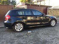 BMW 116 ... 5 doors .. 2007 ... Good Miles ... second choice of Fiesta .. Astra ... Yaris