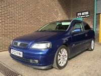 2003 VAUXHALL ASTRA SXI IMMACULATE CAR WELL LOVED FULL SERVICE RECORD