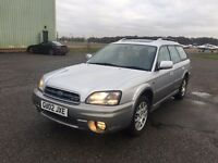 Subaru 3.0i H6 Legacy Outback (LUX PACK) sports tourer