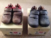 Brand New Boys Startrite Shoes. 8g 8.5g.