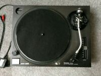 Technics SL-1210 MK2 Hi-Fi/DJ Turntable Record Player Deck