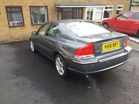 Volvo S60, Only 51k miles, 11 service stamps. 2.4 diesel 195bhp. Private plate , Well looked after.