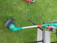 Qualcast grass trimmer 430 W. Like new!