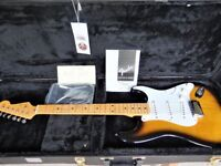 FENDER JAPAN NON EXPORT 2002 ST54 - 95 STRATOCASTER - AS NEW