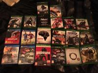 Xbox One / PS4 Games (individually listed)