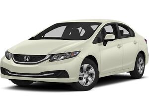 2013 Honda Civic LX - LOW KMs! | Heated Seats | Nice!