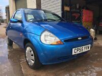 Ford ka low mileage cheap run about economical full 12 months mot cheap tax 57mpg cheap insurance