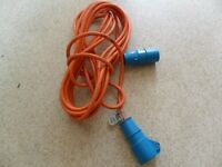 electric hook up cable 10m
