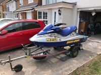 Seadoo RXDI 951cc 130BHP in good condition