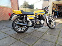 Yamaha XS750 Triple shaft Drive- 1978 Superb Condition