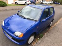 Fiat SEICENTO. FOR SALE.