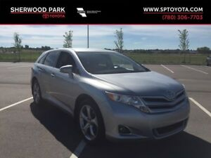 2016 Toyota Venza AWD with ECP!