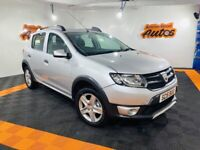 2015 DACIA SANDERO STEPWAY AMBIANCE 1.5 DCI ** LOW MILES ** FINANCE AVAILABLE