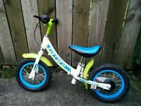 Kids Carrera Coast Balance Bike