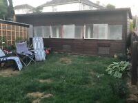 21ft x 6ft shed
