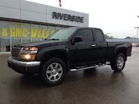 2012 GMC Canyon SLE w/1SD Extended Cab 4x4