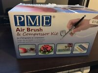 Brand New Airbrush with Compressor