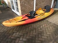 For Sale, Ocean Kayak Malibu 2 - now sold