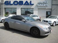 2009 Infiniti G37X PREMIUM PACKAGE, LOCAL TRADE & ACCIDENT FREE!