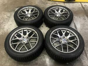 "18"" BMW Wheels and Winter Tire Package (BMW X3) Calgary Alberta Preview"