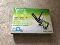 TP-Link Wireless Adapter PCI-E