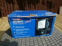 New Security light with motion detection