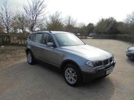 BMW X3 D SE (grey) 2005