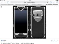 Vertu mobile AS NEW condition all complete even receipt from new