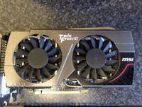 MSI GEFORCE GTX660, 2GB, GDDR5 N660 TF 2GD5/OC