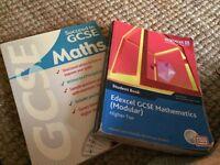 GCSE maths revision books