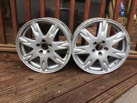 """Volvo V70 17"""" alloy wheels"""