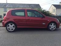 CLIo 172 swap for van or something cheap on tax and fuel
