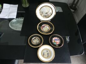 24ct GOLD CHOKIN PLATES