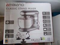brand new food mixer (AMBIANO)