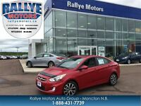 2015 Hyundai Accent SE - SUNROOF, ALLOYS & MORE! ONLY $86 BW!!!