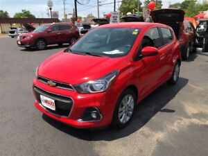 2016 Chevrolet Spark LT- REAR VIEW CAMERA, ONSTAR, SPEED CONTROL
