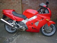 Honda VFR 800 Fi excellent condition for year, FULL SERVICE HISTORY, over £3,000 in receipts